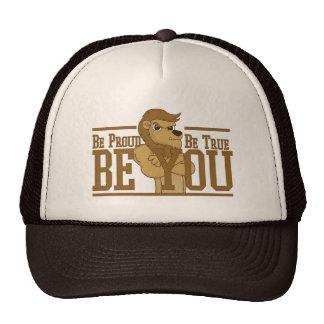 Be Proud, Be True, Be You Trucker Hat