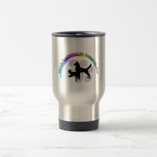 Be Proud... Show it in style 15 Oz Stainless Steel Travel Mug