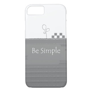 Be Simple iPhone 8/7 Case