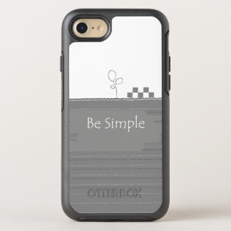 Be Simple OtterBox Symmetry iPhone 8/7 Case