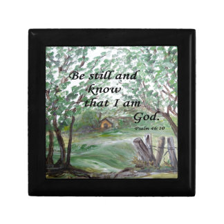 Be  Still and Know Gift Box