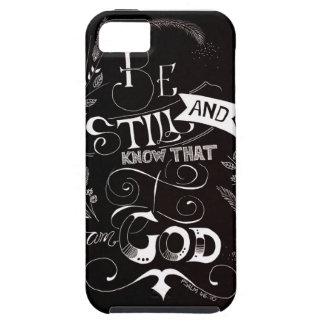 Be still black iPhone 5 cases