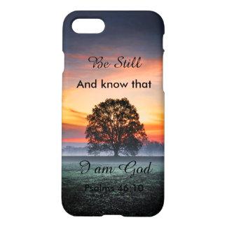 Be Still iPhone 8/7 Case