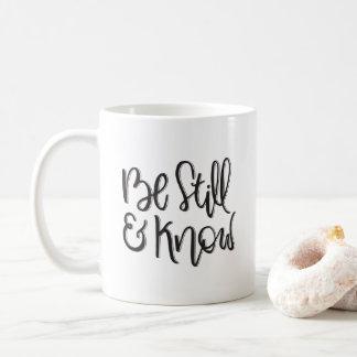 Be Still & Know | Mug