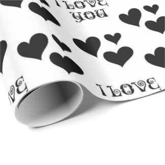Be Still My Heart Wrapping Paper