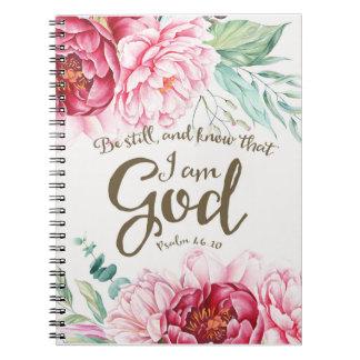 Be Still Notebook