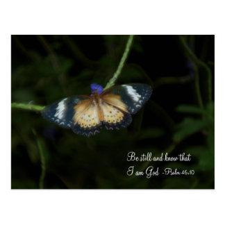 Be Still Postcard