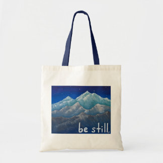 """Be Still"" Tote"