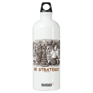 Be Strategic (Through The Looking Glass Chess)
