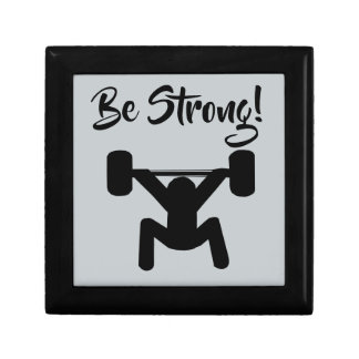 Be Strong Gift Box