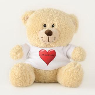 Be Strong Teddy Bear