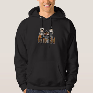 be thankful thanksgiving pilgrims hoodie