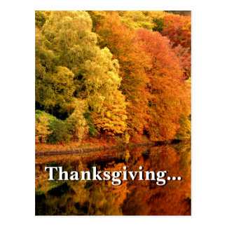 Be thankful unto Him Psalm 100 Postcard