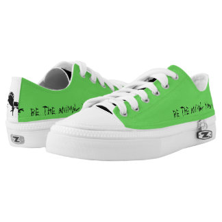 """""""Be The Animal You Are"""" Sneakers"""