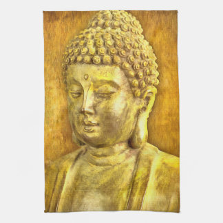 Be the Buddha Kitchen Towel