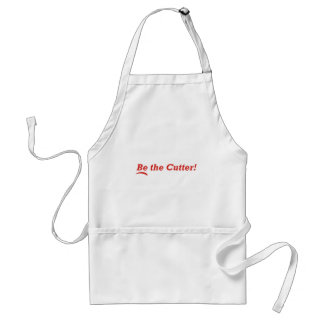 Be the Cutter Standard Apron