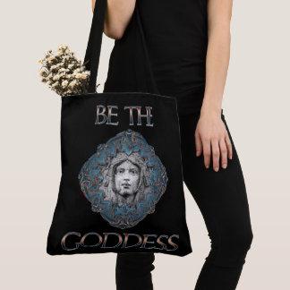 Be The Goddess Tote Bag