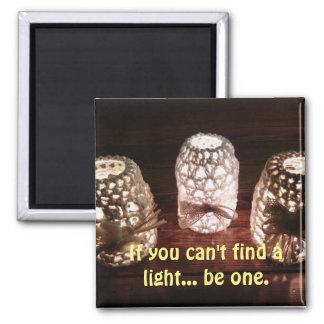 Be the light magnet