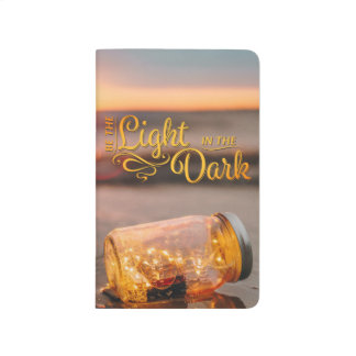 Be The Light Pocket Journal