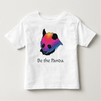 Be the Panda Toddler T-shirt