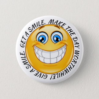 Be The Reason Some Smiles Button