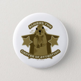 Be the Squirrel 2 Inch Round Button