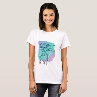 Be Uniquely you! T-Shirt
