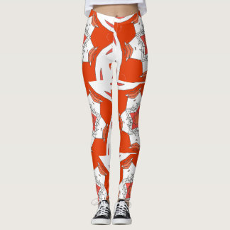 Be Well Be Healthy Be Fit Leggings