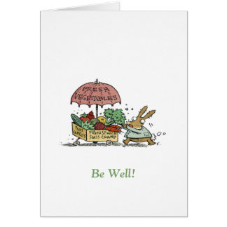 Be Well! Card