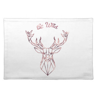 Be Wild Placemat