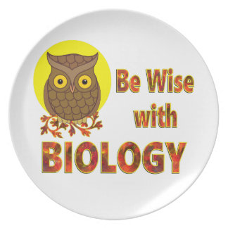Be Wise With Biology Plate