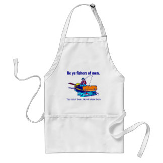 Be ye fishers of men aprons