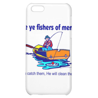 Be ye fishers of men iPhone 5C cover
