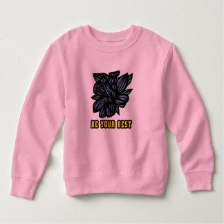 """""""Be Your Best"""" Toddler Fleece Sweatshirt"""