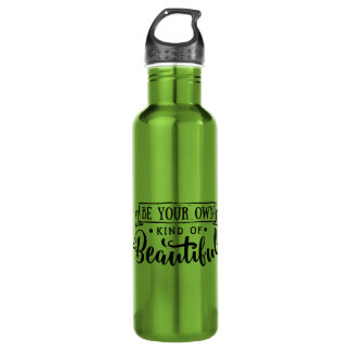 Be Your Own Kind Of Beautiful 710 Ml Water Bottle