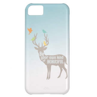Be Your Own Kind of Beautiful Cover For iPhone 5C