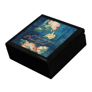 Be Your Own Kind of Beautiful Trinket Box