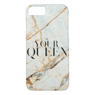 Be Your Own Queen Phone Case