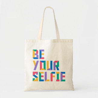 Be Your Selfie Tote Bag