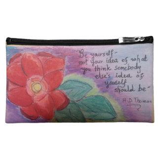 be yourself makeup bag