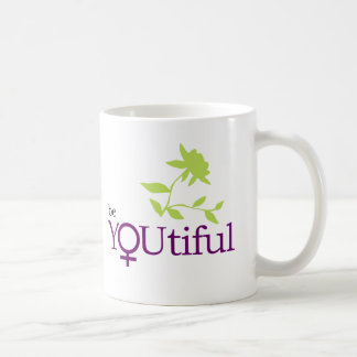 Be YOUtiful Coffee Mug