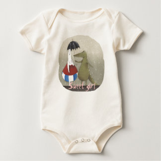 Bea and the Cocco il love Baby Bodysuit