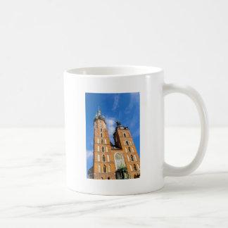 Beaautiful Krakow, Mariacki church, various gifts Coffee Mug