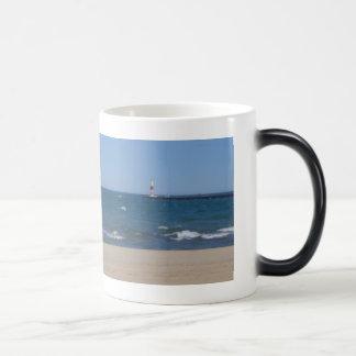 beach 015, GODS BEAUTIFULEARTH! Magic Mug
