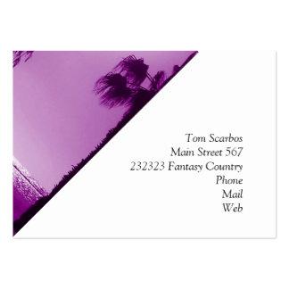 beach 13 business card template