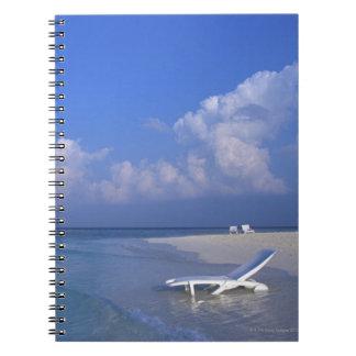 Beach 3 notebook