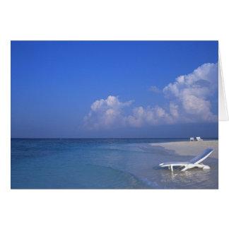 Beach 7 card