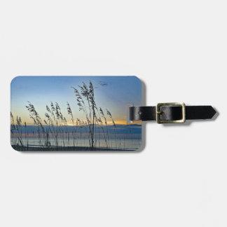 Beach 95 luggage tag