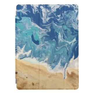 Beach Abstract Art iPad cover (5 sizes)