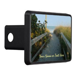 Beach Access Custom Hitch Cover